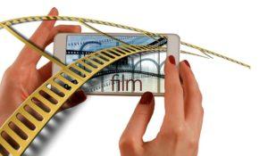 Filmproduktion auch für die mobile Rezeption